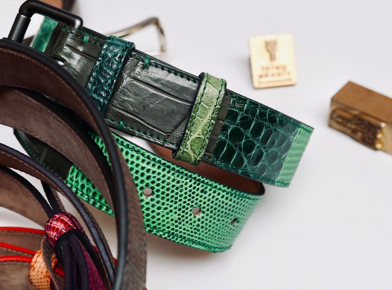 Discover our belts